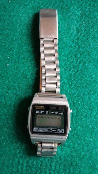 Reloj de pulsera Seiko (T4)
