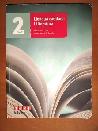 Llengua Catalana i Literatura (2 de Batxillerat)