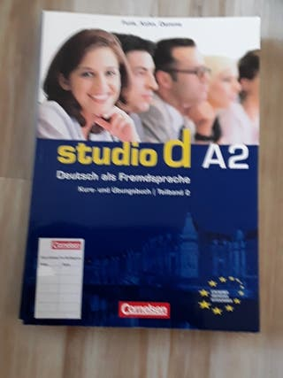 Deutschkurs studio d A2 Cornelsen