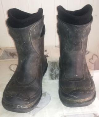 botas pre esky