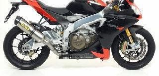TUBOS DE ESCAPE ARROW PARA MOTOS APRILIA