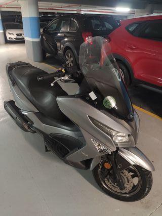 Moto Kymco Gran Dink 125cc