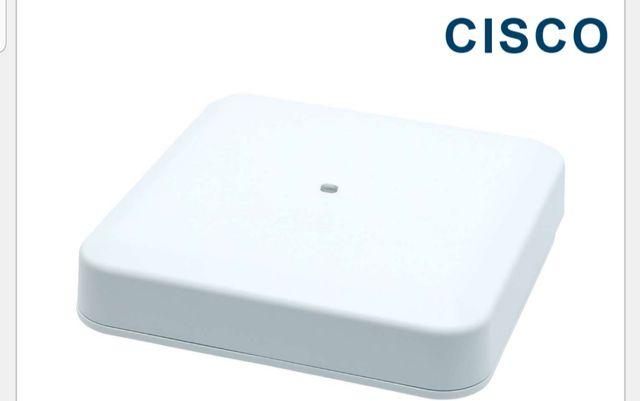 ruter cisco aumentó wifi
