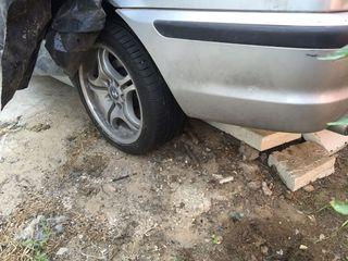 paragolpe BMW 320D M PLATA