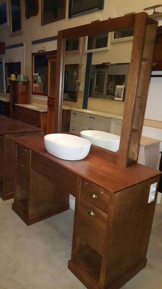 Ebanistería muebles madera