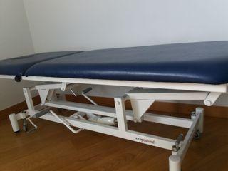 CAMILLA HIDRÁULICA MARCA ECOSPOSTURAL - AZUL