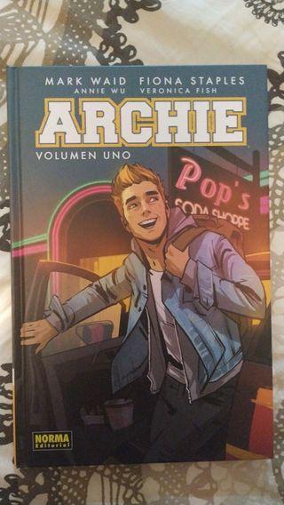 Cómic Archie Tapa dura