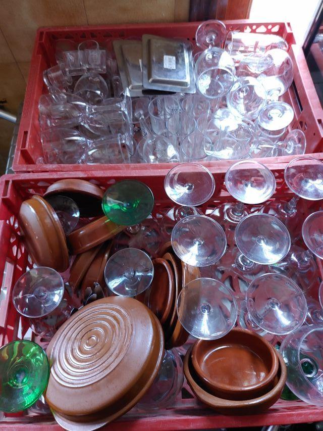 copas vino vasos sidrero
