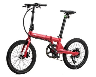 Bicicleta Eléctrica PLEGABLE ESB-64 SIX BIKES