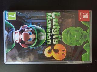 Videojuego luigi's mansion 3 Nintendo Switch