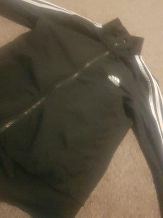 addidas long sleeved jacket