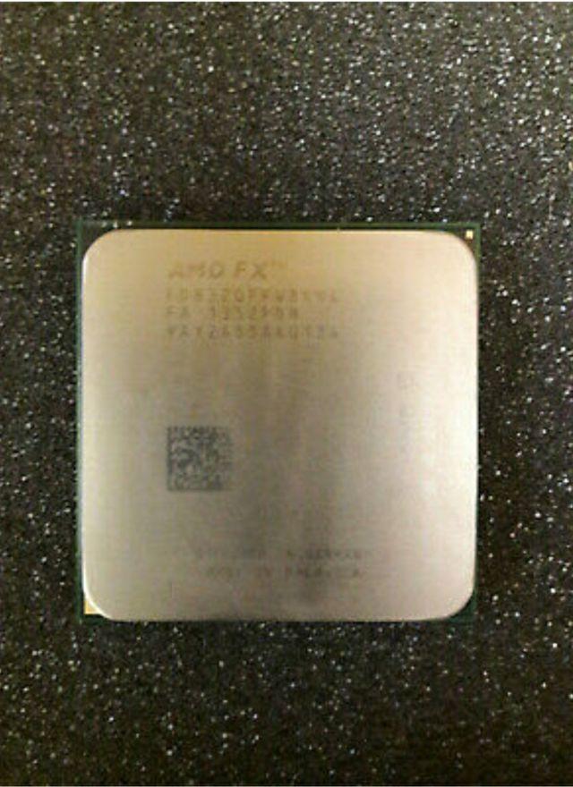 AMD FX 8320 3.5 Ghz