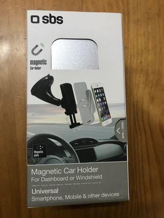 Soporte para coche magnético para smartphone