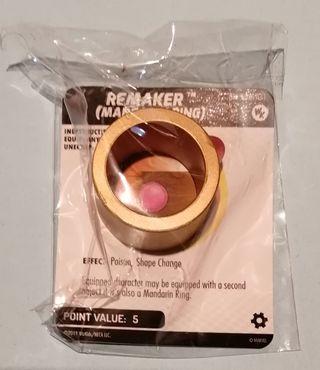 Anillo Heroclix del Mandarín Remaker MP19-S101