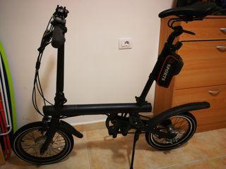 xiaomi qicycle bicicleta eléctrica plegable