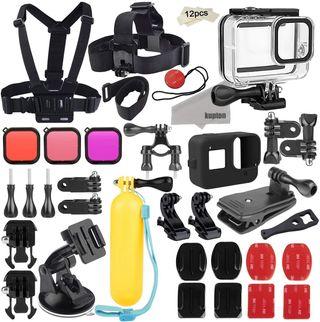 Kit de Accesorios para GoPro Hero 8