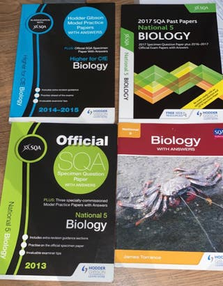 Biology books