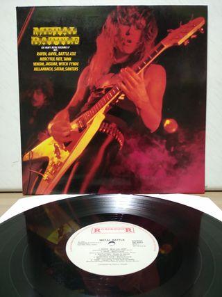 Metal Battle 1983 ND Gatefold