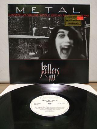 Killers III - Heavy Metal Hits 1985 GER