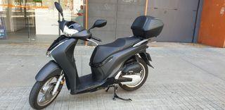 Honda SCOOPY - SH 125i ABS 2019