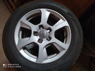 Llantas y neumáticos Audi A4 5x112