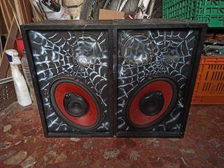 cajas sonido