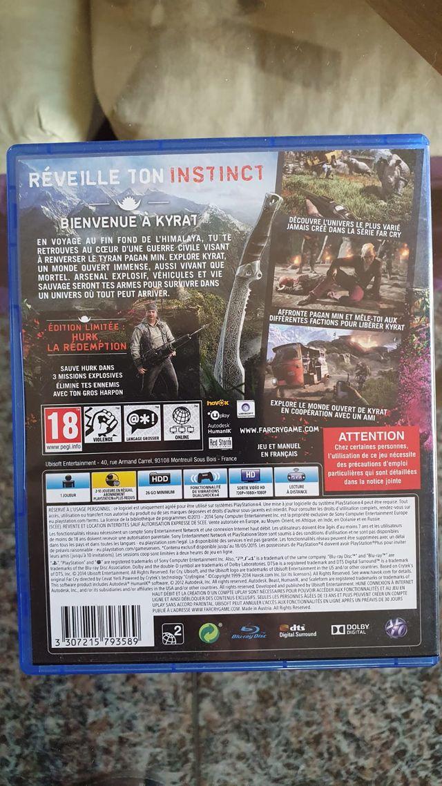 Far Cry 4 Edición Limitada PS4