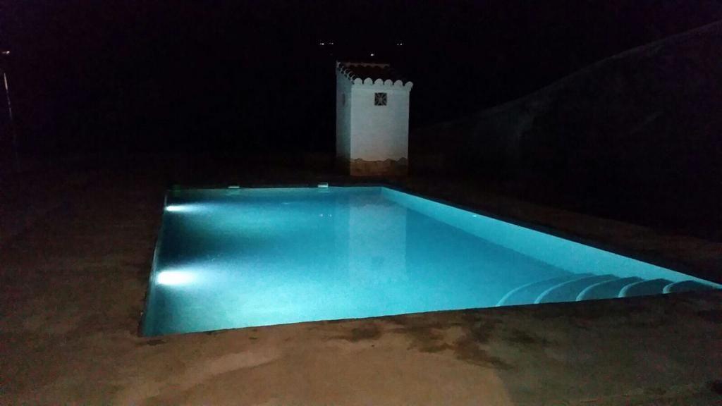 Chalet de alquiler en Frigiliana con piscina (Frigiliana, Málaga)