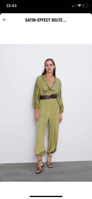 Jumpsuit Zara with belt