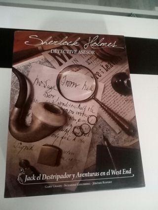 Juego de mesa Sherlock Holmes: Detective Asesor
