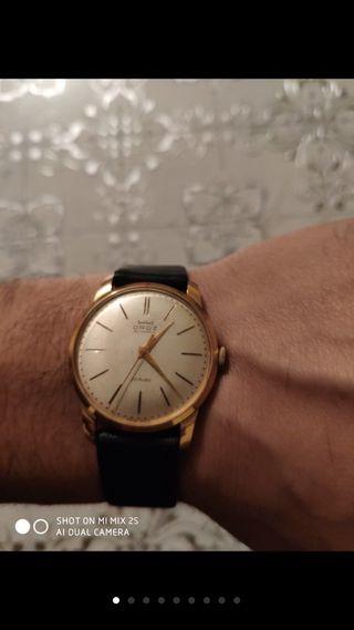 Reloj de oro Droz automatic