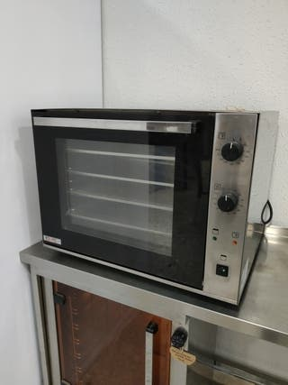 Horno + grill Romag