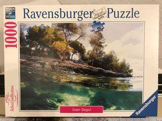 Puzzle (rompecabezas) Ravensburger 1000 piezas