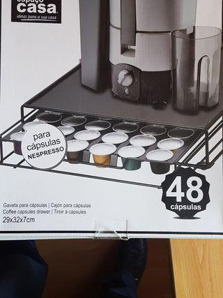 Dispensador 48 cápsulas Nespresso