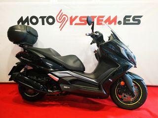 MOTO KYMCO SUPER DINK 125 ABS (17)