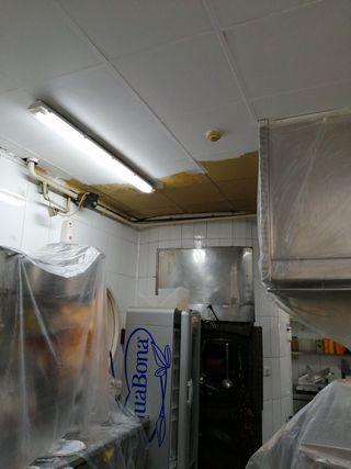 Pintura de cocinas
