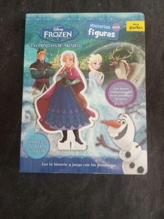 Frozen Las princesas de Arendelle
