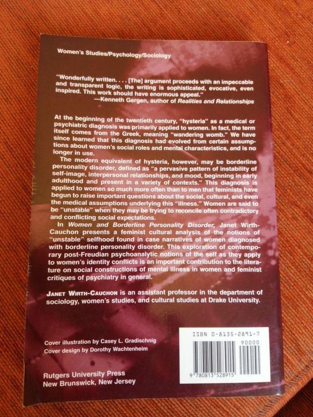 Libro psicología en inglés