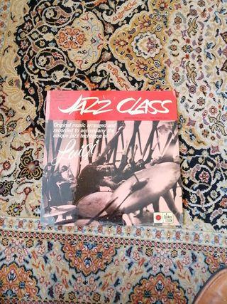 vinilo lp jazz class