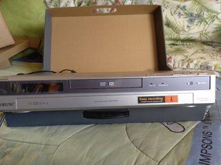 GRABADOR Reproductor DVD Sony RDR-GX210