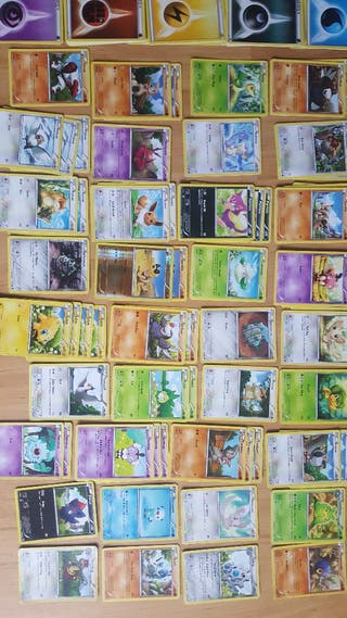 Pokemon Card Bundle (114 cards)