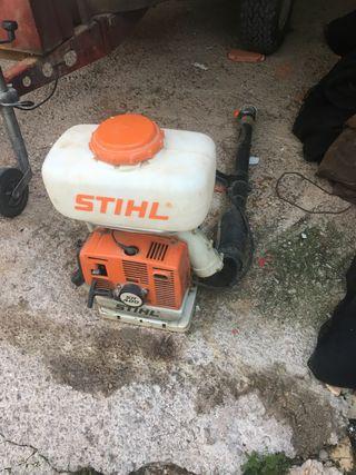 Sopladora sulfatadora STIHL