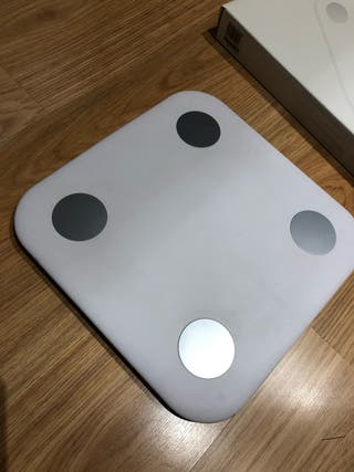 Báscula Peso Xiaomi Mi Body Composition Scale