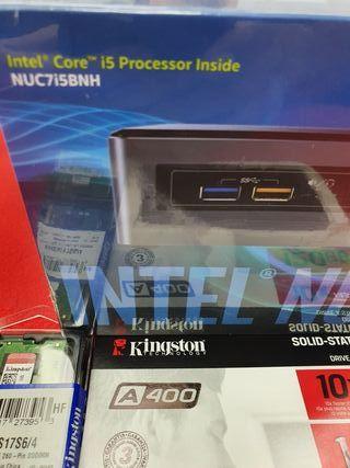 Mini pc Intel Nuc i5-7260u