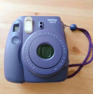 Fujifilm Instax Mini 8 + papel fotográfico
