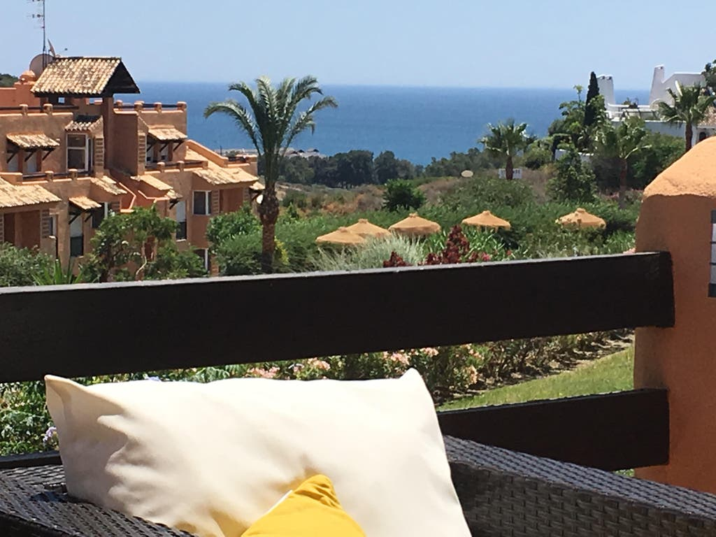 El paraiso esta aqui! 590€/semana Julio o Agosto (Bahía de Casares, Málaga)