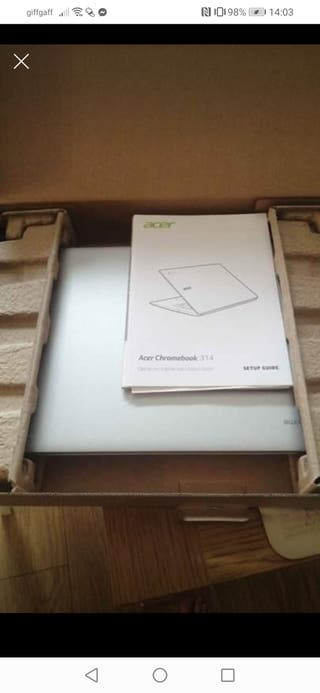 Acer chrome book 314
