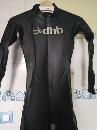Traje neopreno triatlon