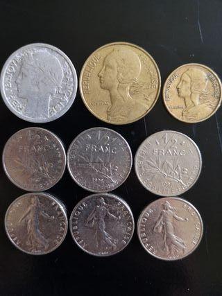 Monedas Antiguas de diferentes países
