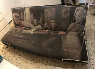 Sofá diseño clasico